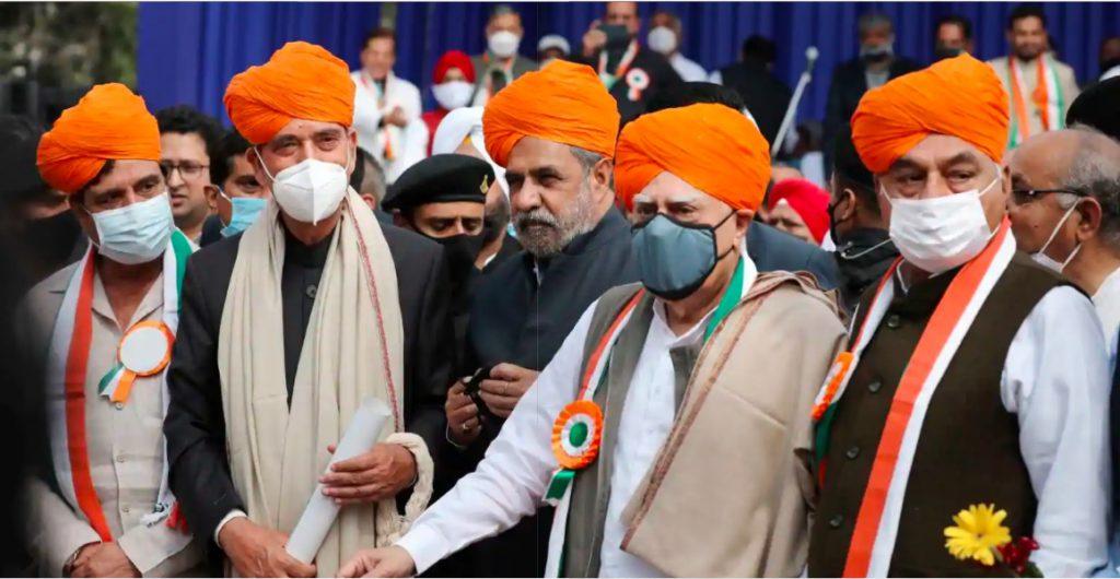 कांग्रेस के कट्टरपंथियों ने अब अपनी ही पार्टी के खिलाफ अभियान छेड़ दिया