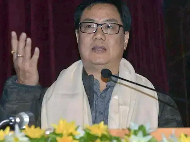 Kiren Rijiju Says Sports Ministry Can Ask For More Funds In Budget If Needed