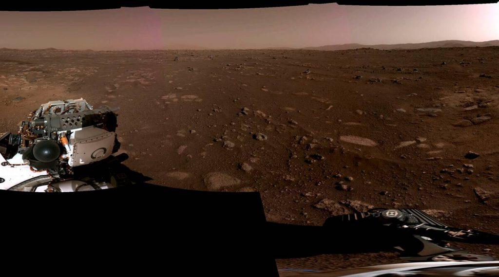 नासा ने जारी किया मंगल लैंडिंग वीडियो: 'हमारे सपनों का सामान'