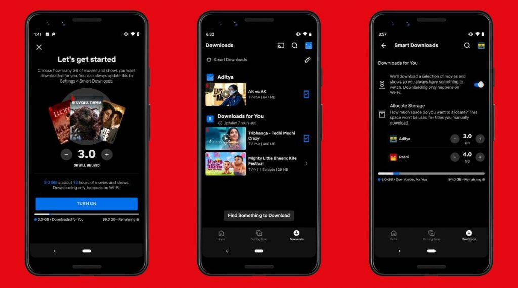 Netflix, Netflix app, Netflix Downloads For You,