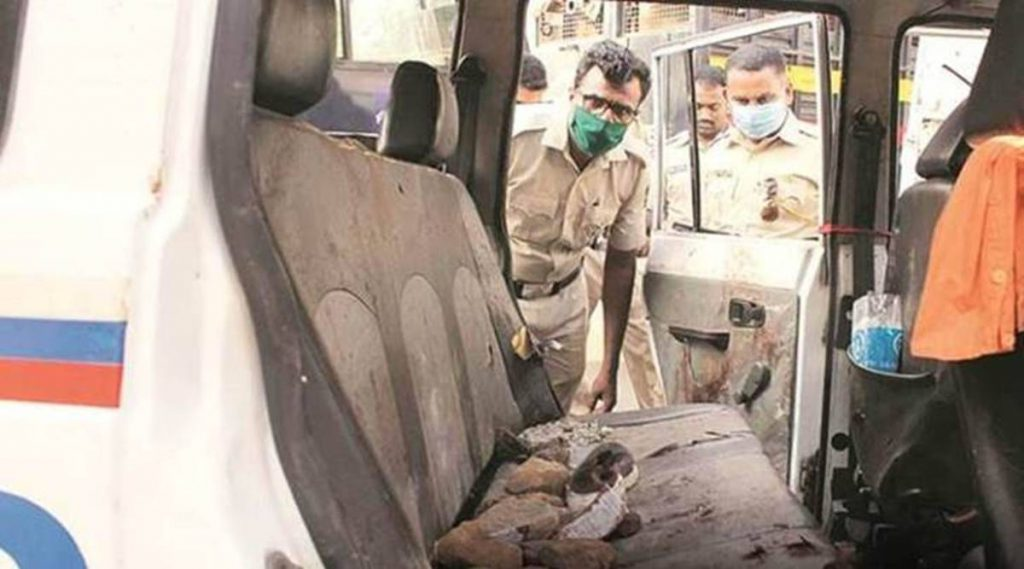 Palghar lynching, Palghar case, Maharashtra Police, bjp seeks cbi prime, palghar lynching cbi probe, indian expressPalghar lynching, Palghar case, Maharashtra Police, bjp seeks cbi prime, palghar lynching cbi probe, indian express