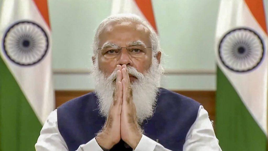 पीएम मोदी: भारत को स्वस्थ रखने के लिए चार मोर्चों पर काम कर रहे सरकार