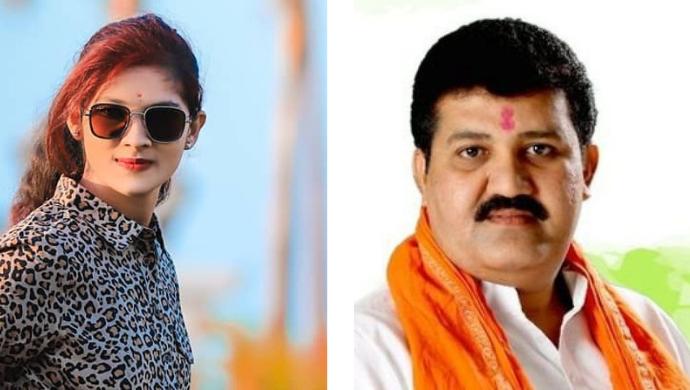 पूजा चव्हाण आत्महत्या मामले में आरोपी, शिवसेना नेता संजय राठौड़ को वाशिम में समर्थकों द्वारा रेड कार्पेट रिसेप्शन दिया जाना