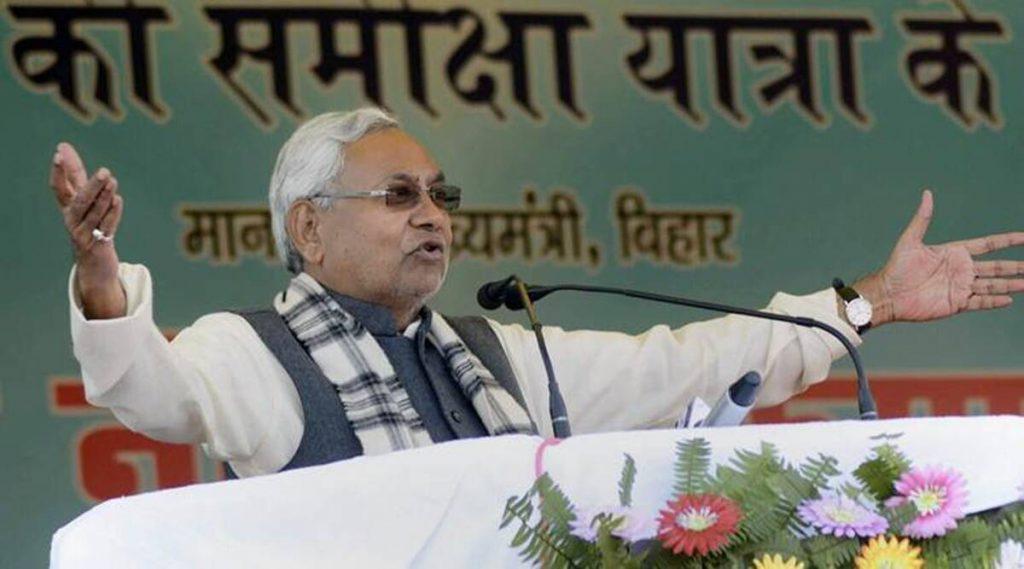Bihar budget, Tarkishore Prasad, Nitish Kumar, Patna news, Bihar news, Indian express news