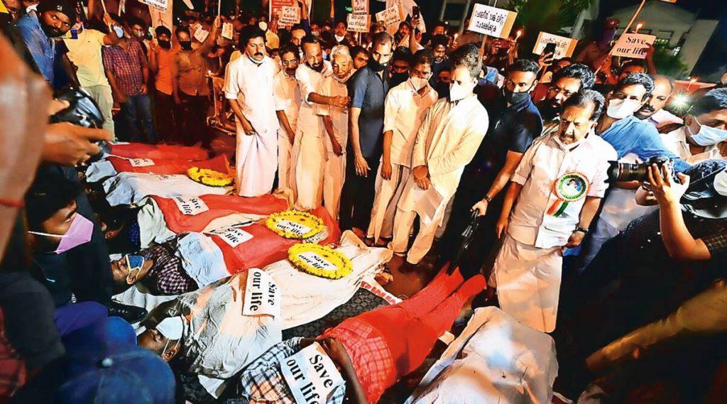 राहुल कहते हैं कि केरल के मतदाता उत्तर से अलग हैं, मुद्दों पर जाएं;  बीजेपी का कहना है कि फूट मत डालो