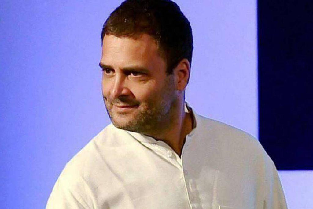राहुल गांधी ने केरल में चुनाव प्रचार के दौरान अमेठी के मतदाताओं का अपमान किया