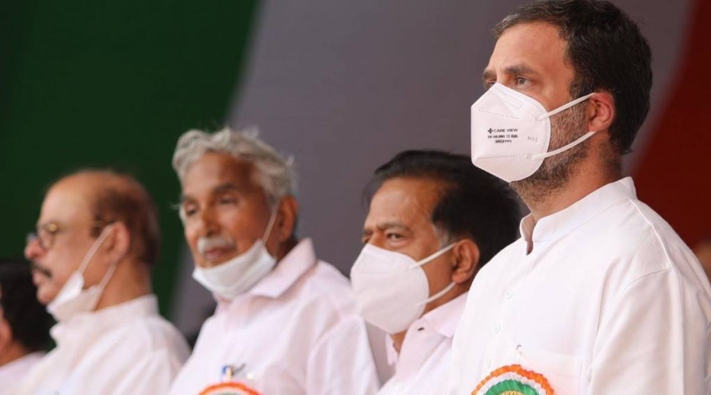 लेफ्ट पर राहुल गांधी का दुर्लभ हमला: 'अगर आप उनका झंडा लेकर चलते हैं, तो सोने की किसी भी तस्करी की अनुमति है'
