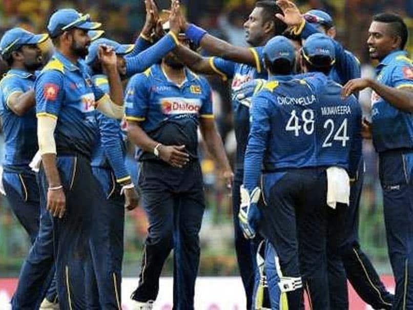 Sri Lanka Announce ODI, T20I Squad For West Indies Tour
