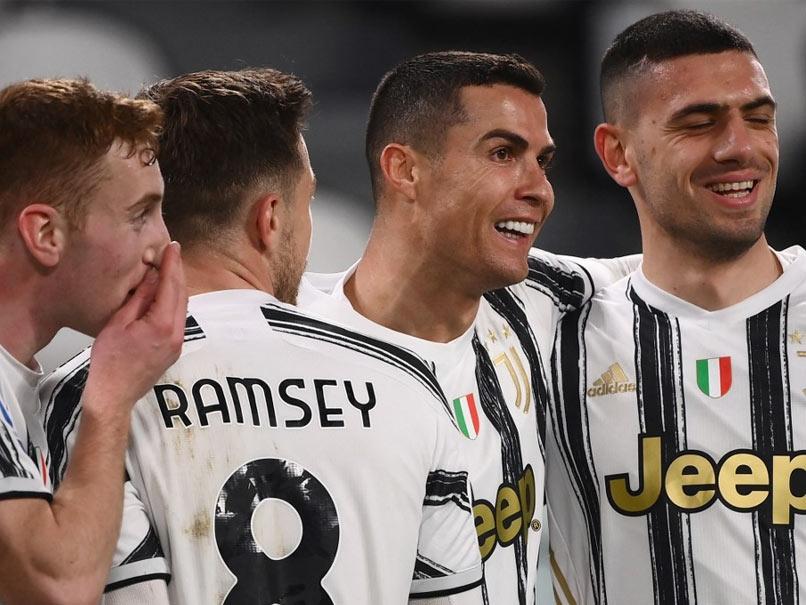Serie A: Cristiano Ronaldo Brace vs Crotone Keeps Juventus Title Hopes Alive