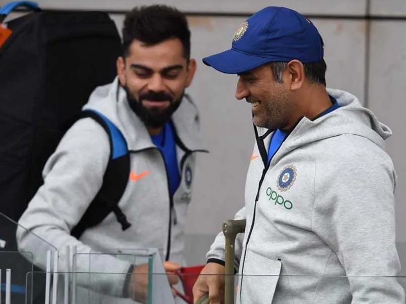 """IND vs ENG: """"मीन्स नथिंग टू मी"""", विराट कोहली कहते हैं एमएस धोनी के टेस्ट रिकॉर्ड को तोड़कर  क्रिकेट खबर"""