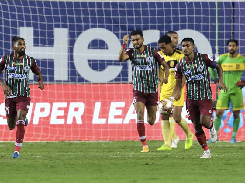 ISL: ATK Mohun Bagan Avoid Shock Defeat Against 10-Man Hyderabad FC With Late Equaliser