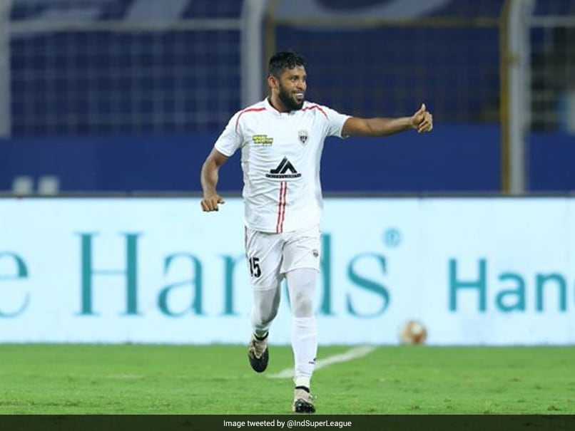 ISL: NorthEast United FC Inch Closer To Playoffs After 2-1 Win Over SC East Bengal