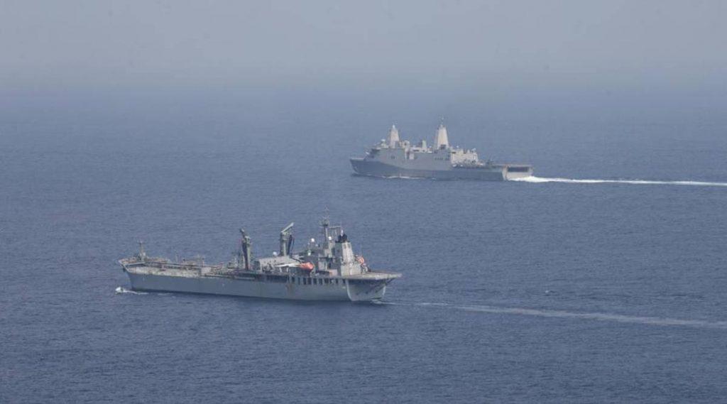अमेरिकी नौसेना ने बिना पूर्व सहमति के 'भारत के जल में स्वतंत्रता का अभियान' चलाया