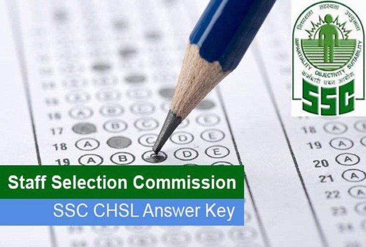 SSC CHSL Answer Key