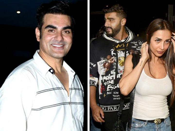 जब पत्रकारों ने अरबाज खान से पूछा कि मलाइका अरोड़ा और अर्जुन कपूर की शादी पर सवाल किया गया था, तो जवाब मिला