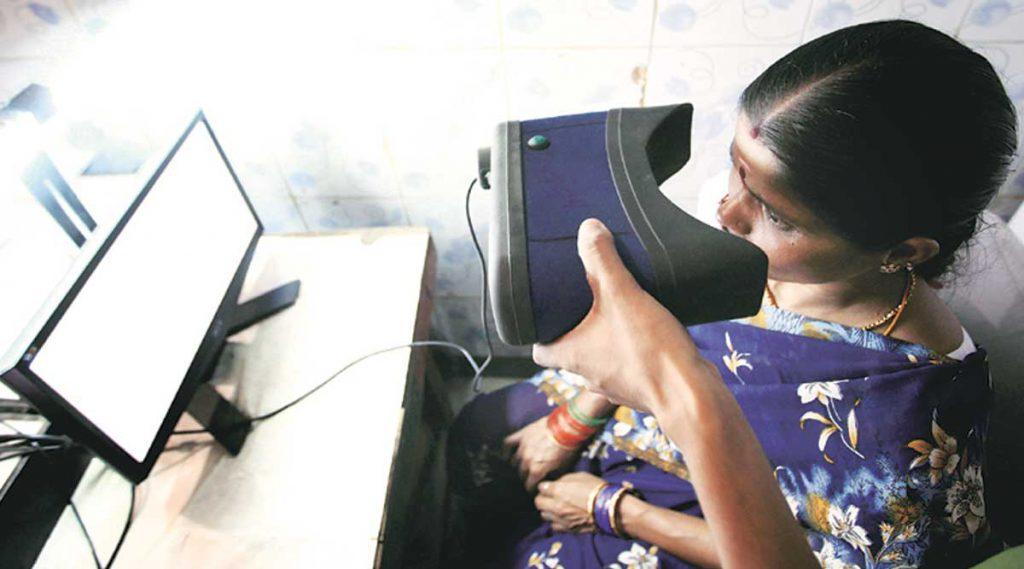 झारखंड कोविद के वैक्सीन केंद्रों पर आधार आधारित चेहरे का प्रमाणीकरण करता है