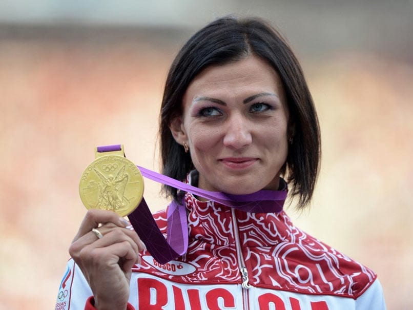 Russian Olympic Champions Natalya Antyukh And Andrey Silnov Banned For Doping
