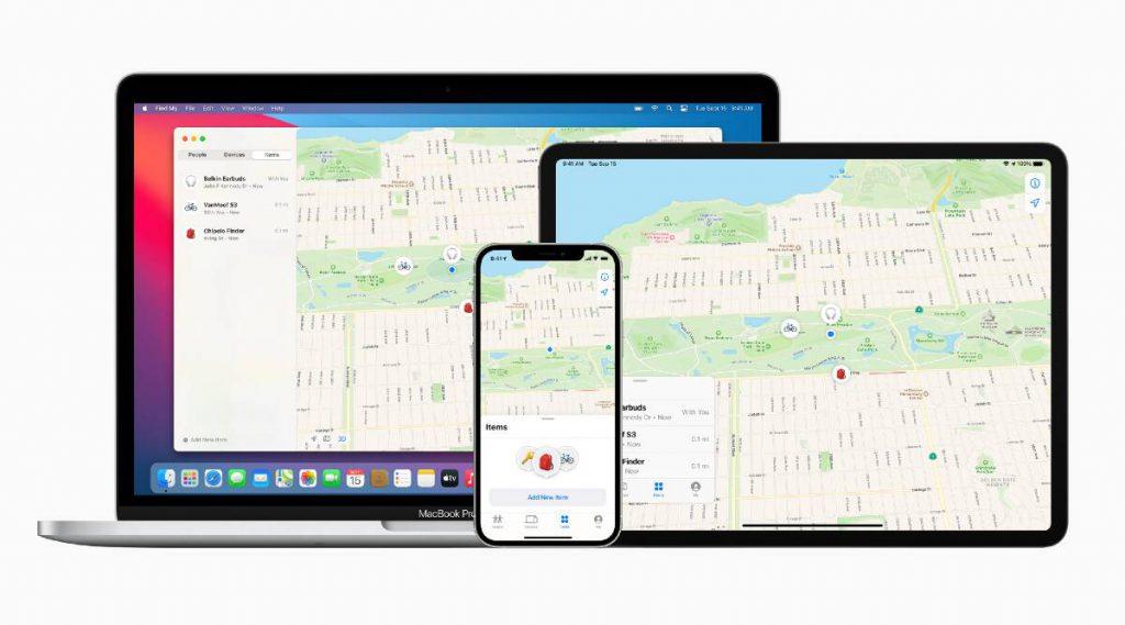 Apple, Apple Find My app, Find my app, AirTags, Apple Find my app, iPhone Mfi, what is Apple's find my app