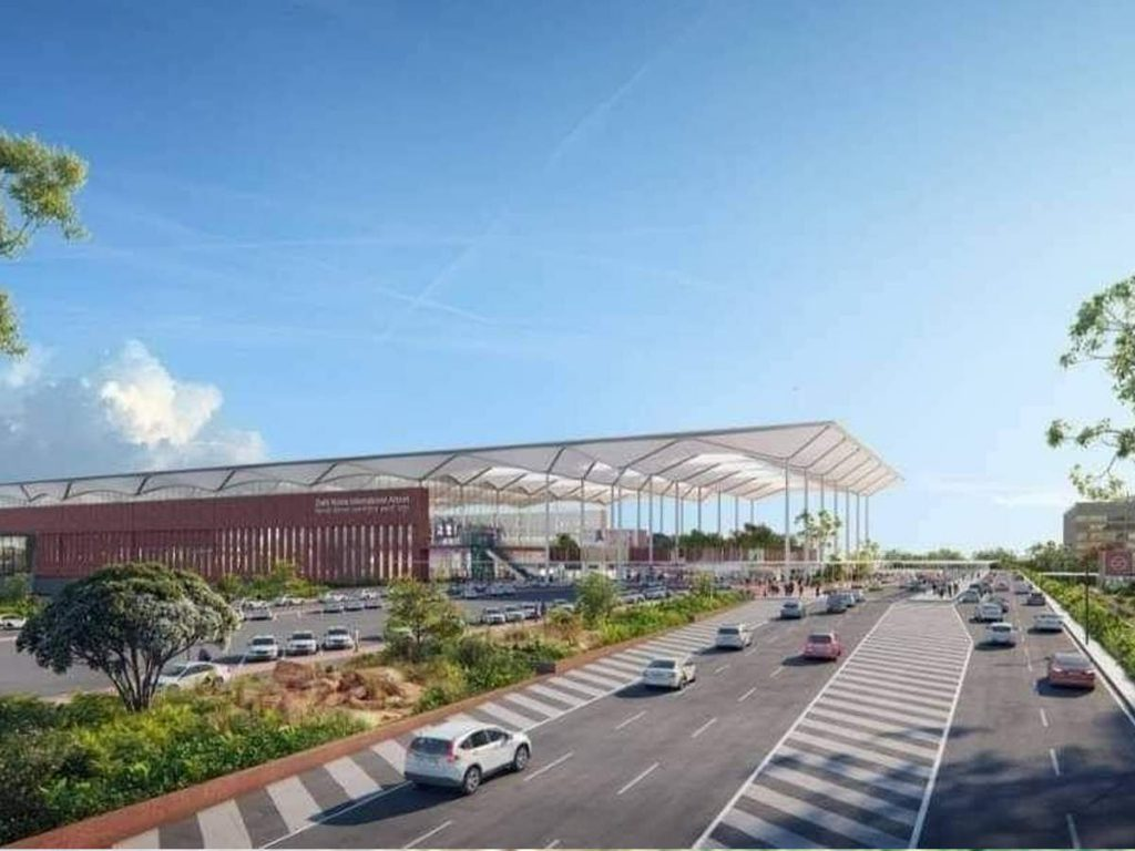 Jewar airport news: जेवर एयरपोर्ट से एक्सप्रेस, नियो या लाइट मेट्रो में कौन सही, DMRC देगी राय