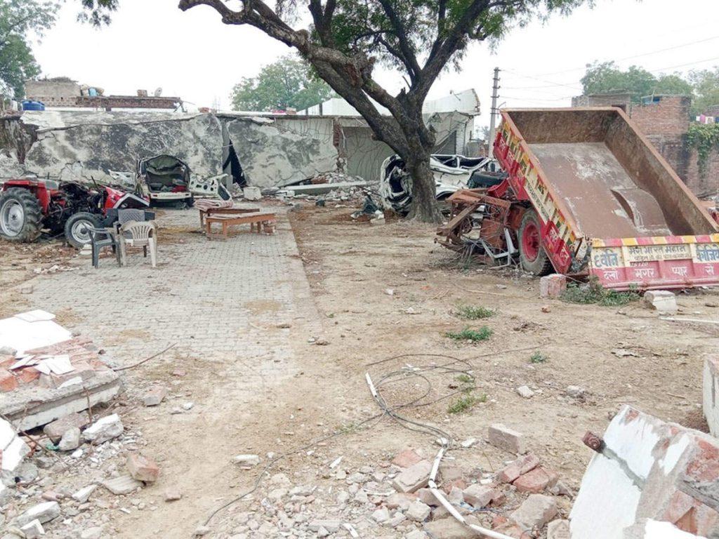 UP Panchayat Chunav: विकास दुबे की मौत के बाद बिकरू में लोकतंत्र का हुआ उदय, 25 साल बाद दावेदार कर रहे खुलकर प्रचार
