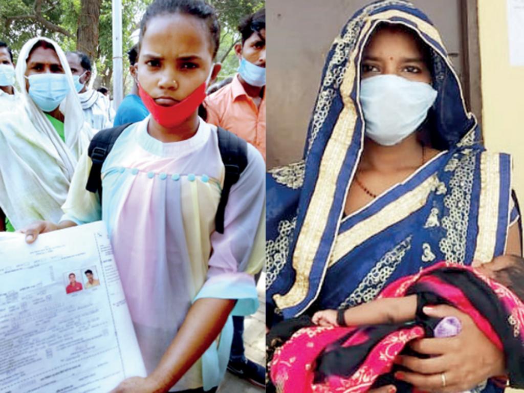 up panchayat chunav: यूपी में प्रधानी की दौड़... BA की छात्रा ने ठोका दावा, हाथ में बच्चा-पर्चा ले पहुंची महिला