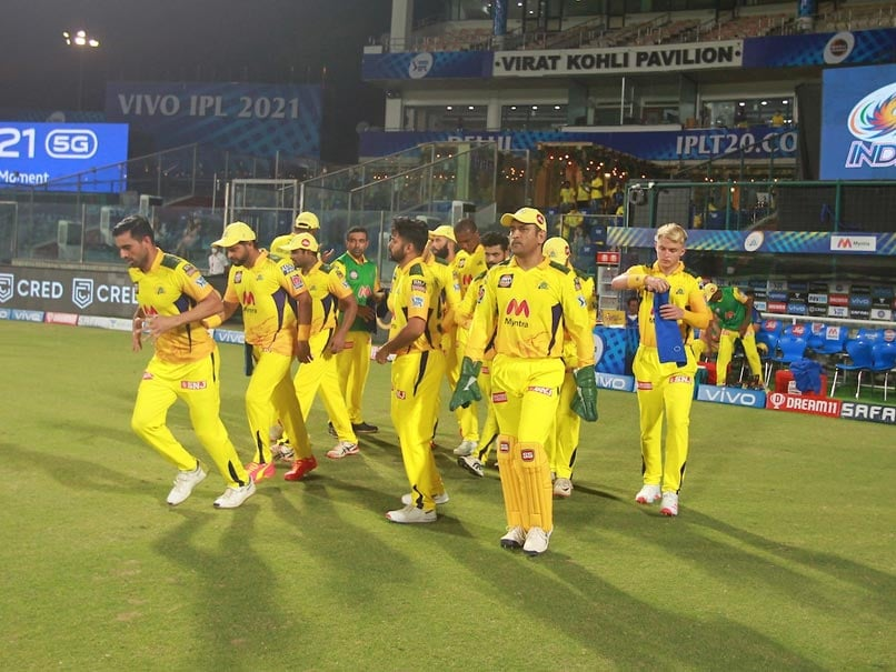 IPL 2021: COVID-19 Cases In Chennai Super Kings Camp