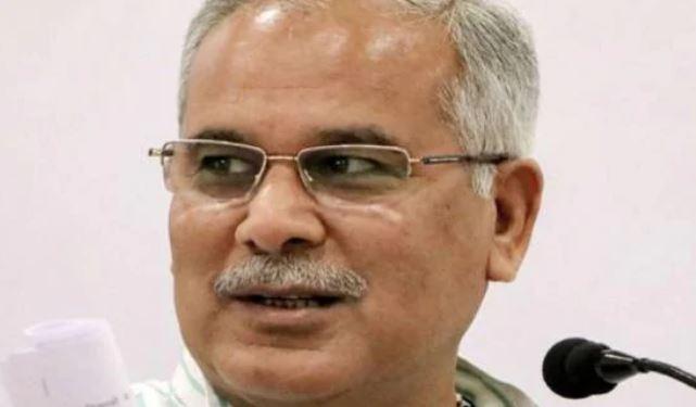 आज दिल्ली आएंगे CM भूपेश बघेल, केंद्रीय मंत्रियों से करेंगे मुलाकात