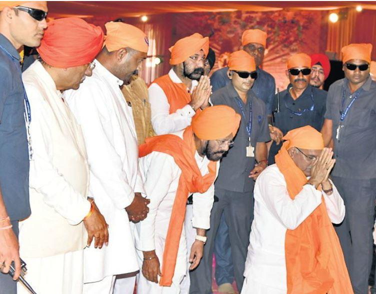 करतारपुर जाने प्रदेश के श्रद्धालुओं का रेल किराया वहन करेगी सरकार : सीएम भूपेश