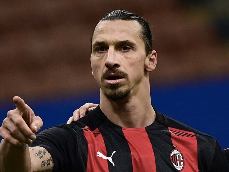 Zlatan Ibrahimovic Goes Past 500-Goal Haul In Club Football As AC Milan Defeat Crotone