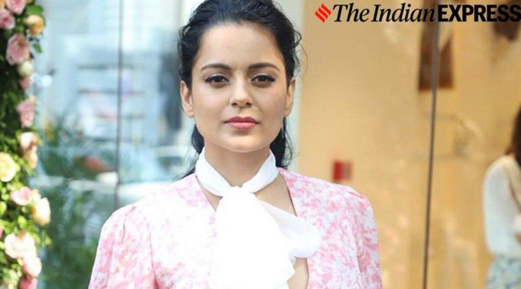 Bollywood actor Kangana Ranaut, farmers protest