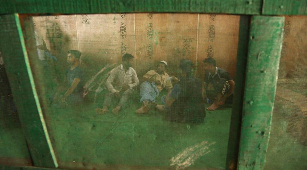 Rohingya, Rohingya in J&K, Jammu and Kashmir, Prashant Bhushan, Rohingya in J&K, Supreme Court, Indian Express