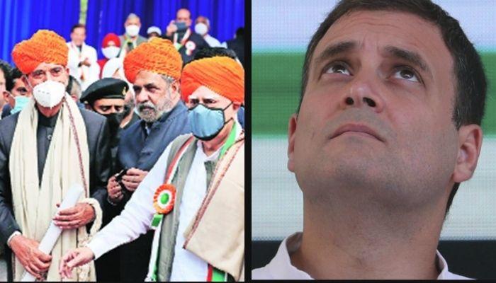 हरियाणा में एक और कार्यक्रम आयोजित करने के लिए कांग्रेस नेताओं को अलग करने, कट्टरपंथी मौलवी के साथ गठबंधन की आलोचना करें