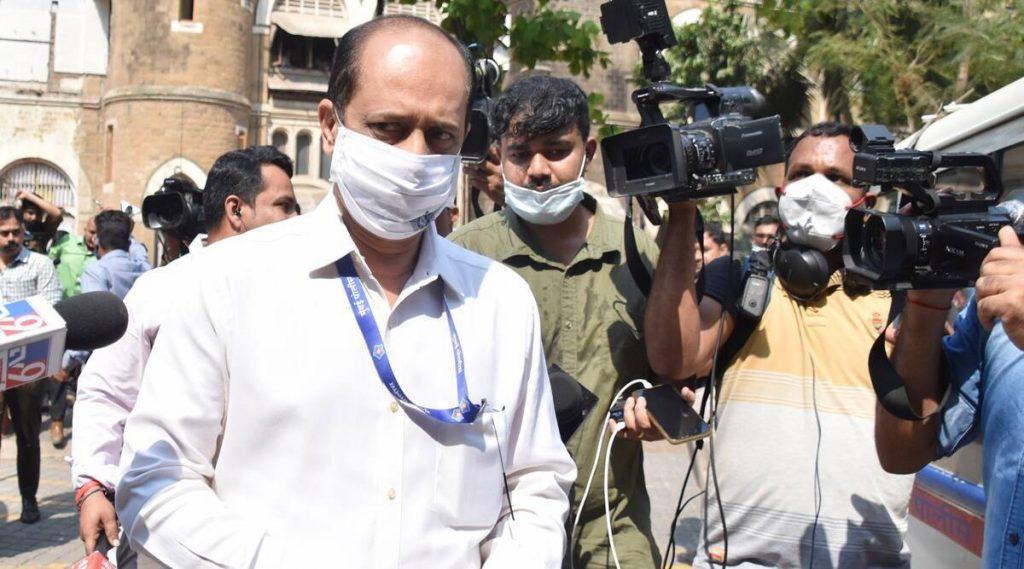 अंबानी सुरक्षा डरा: सचिन वेज की एनआईए हिरासत 9 अप्रैल तक बढ़ा दी गई