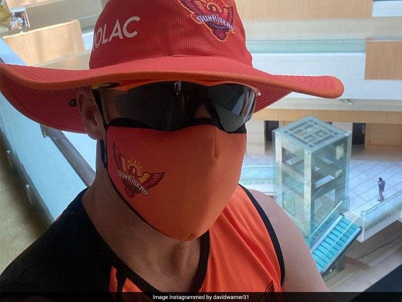 IPL 2021: SunRisers Hyderabad Skipper David Warner Posts
