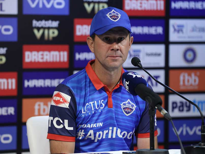 Watch: Ricky Ponting Gives Rousing Speech As He Joins Delhi Capitals Squad For First Time