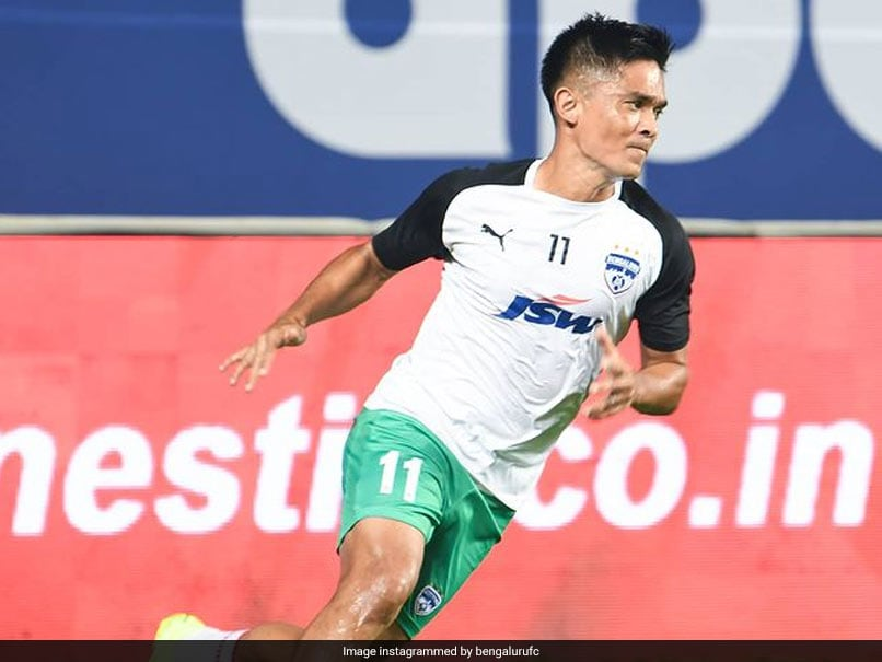 AFC Cup: After Recovering From COVID-19, Sunil Chhetri To Lead Bengaluru FC On April 14