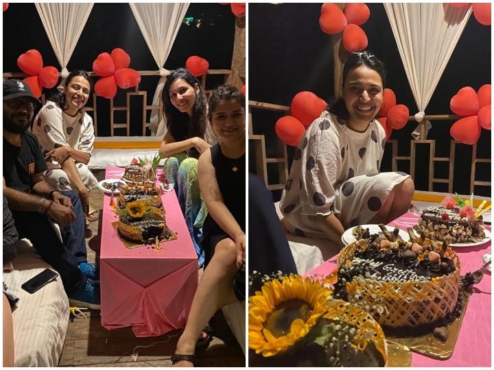 केक काटते हुए रो पड़ीं स्वरा भास्कर, 'जहां चार यार' के सेट पर मनाया जन्मदिन, देखें वीडियो