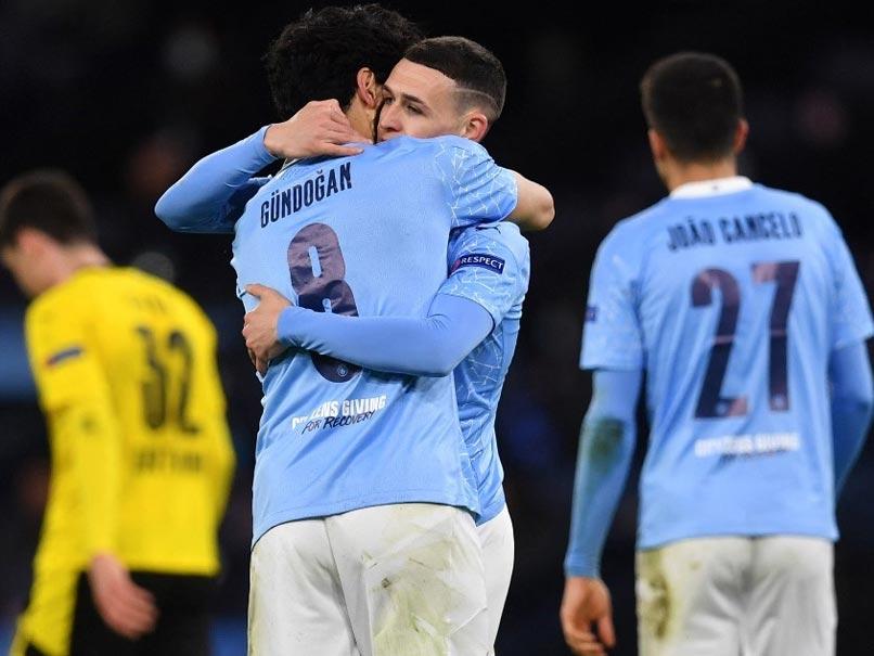 Champions League Quarterfinal, 1st Leg: Phil Foden Hands Manchester City Late Advantage Against Borussia Dortmund
