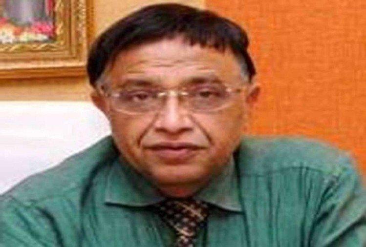 prayagraj news : Dr. Ak Bansal (File Photo)