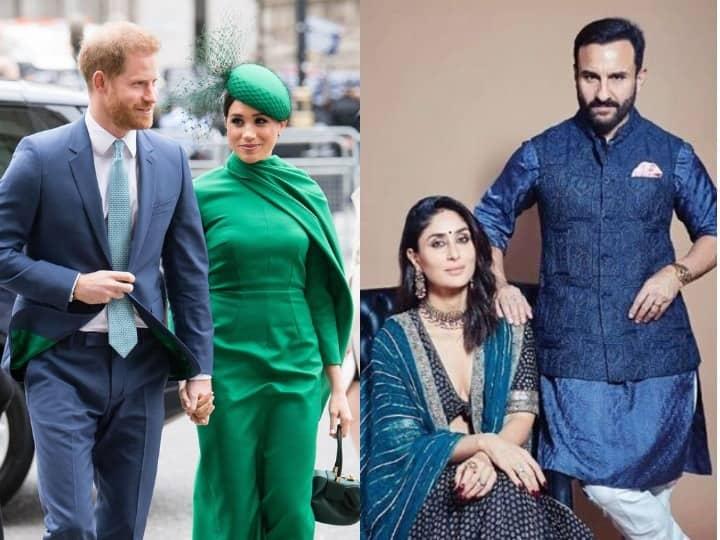 द रॉयल रोमांस: करीना कपूर से लेकर मेगन मार्कल तक इन स्टार्स ने रचाई है शाही परिवारों में शादी, बने राजघरानों के बहू-दामाद