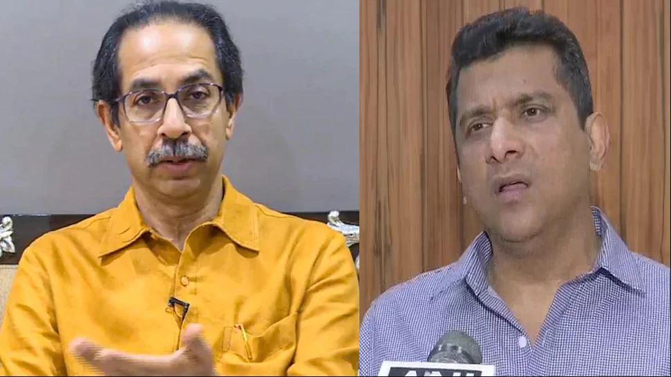 महाराष्ट्र के मंत्री असलम शेख ने कोविद के सर्मथन के बाद जिम्मेदारी देने की कोशिश की, 'क्रिकेटर्स और सेलिब्रिटीज ने अस्पताल के सभी बेड ले लिए।'