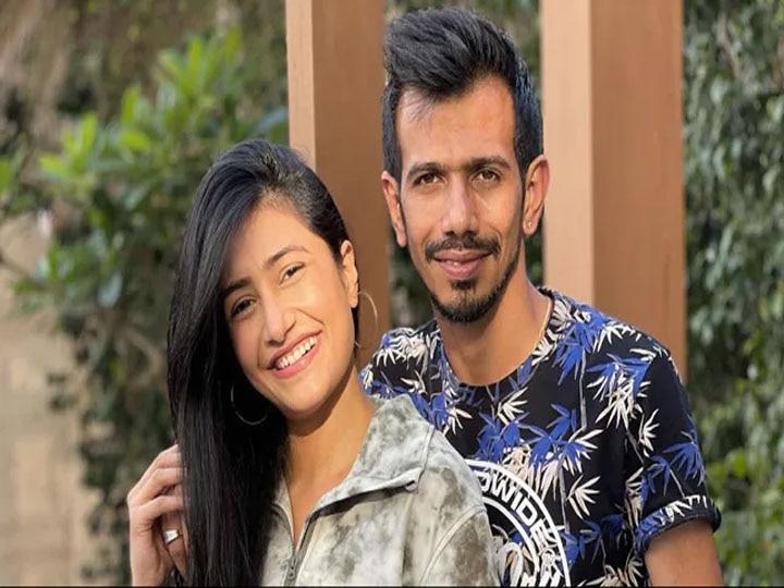 युजवेंद्र चहल ने चेन्नई से अपनी पत्नी धनश्री वर्मा के साथ शेयर की फोटो, जानिए कैप्शन में क्या लिखा