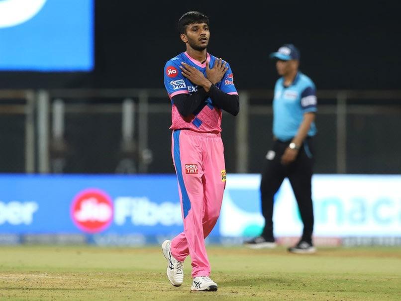 """RR vs PBKS: शानदार आईपीएल डेब्यू के बाद वीरेंद्र सहवाग ने चेतन सकारिया की """"असाधारण ग्रिट"""" को सलाम किया।  क्रिकेट खबर"""