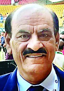 prayagraj news : इफ्तिखार अहमद पापू (फाइल फोटो)।