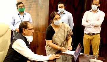 मुख्यमंत्री ने 52 लाख विद्यार्थियों के खातों में ट्रांसफर किये छात्रवृत्ति योजनाओं के 430 करोड़