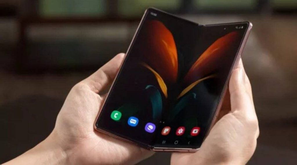Samsung, Samsung Galaxy Z Fold 2,