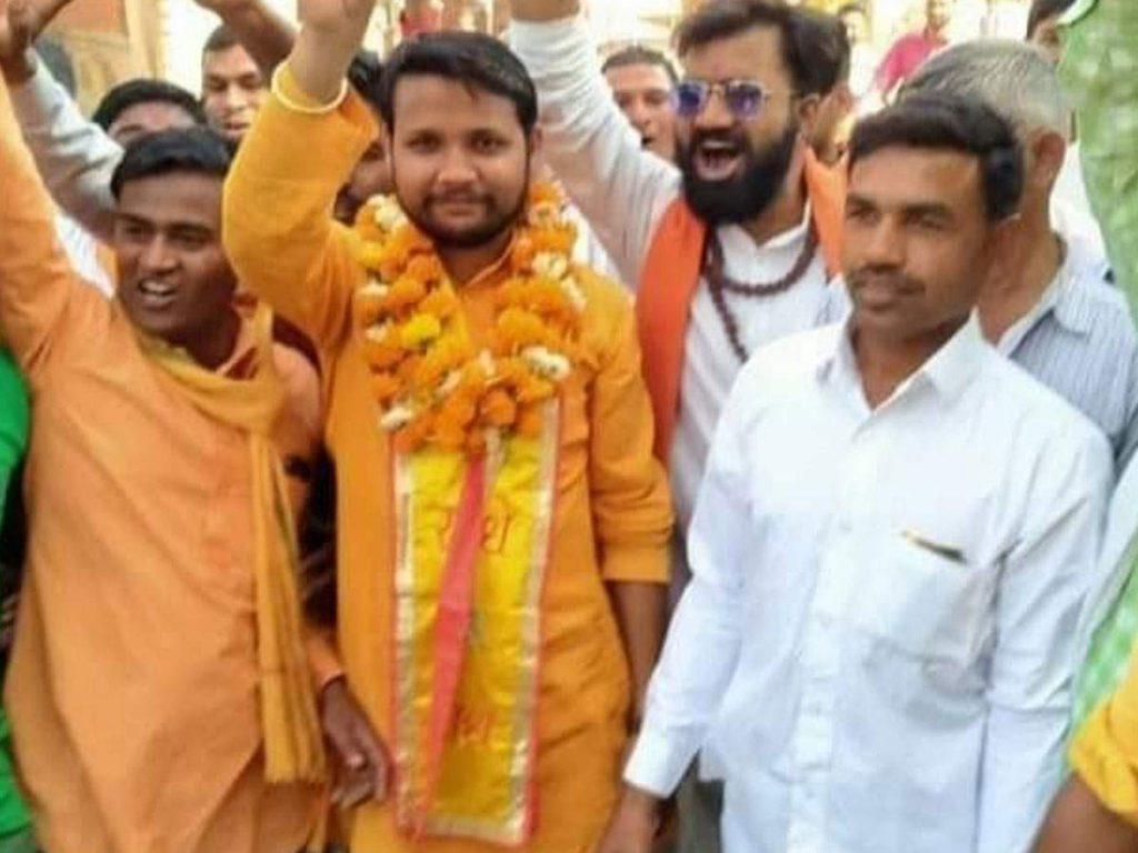 Bulandshahr Zila Panchayat Result 2021: बुलंदशहर स्याना हिंसा का मुख्य आरोपी योगेश राज जीता