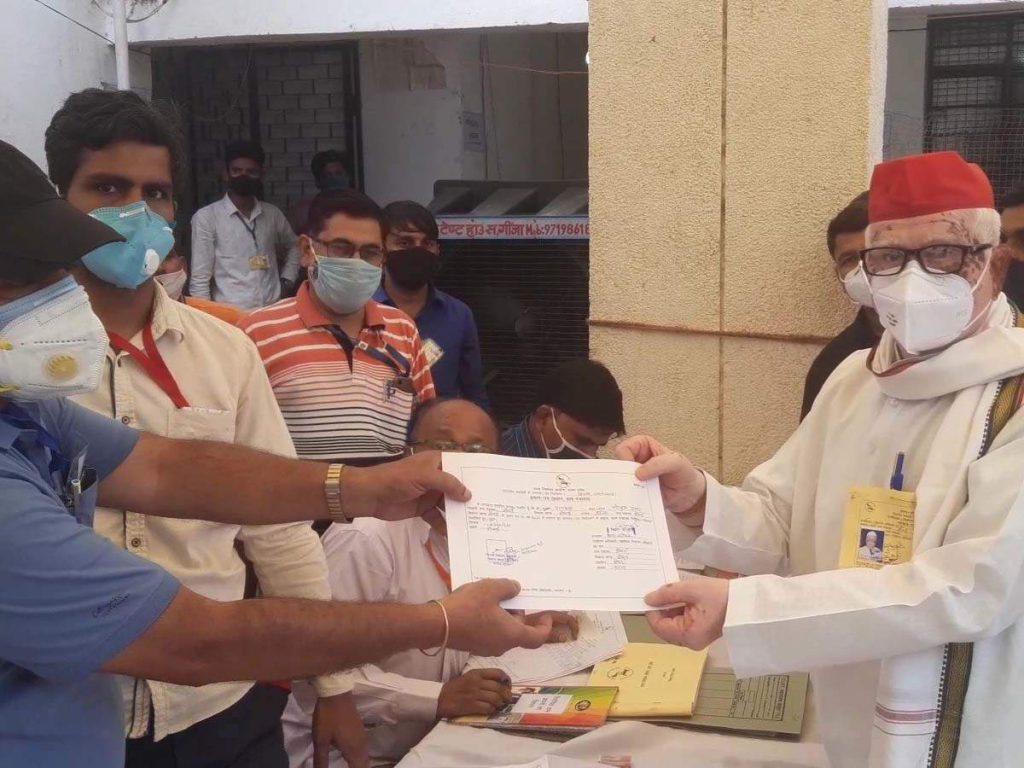 Saifai Panchayat Election Result: सैफई में SP समर्थित प्रधान प्रत्याशी रामफल वाल्मीकि जीते, मिले रेकॉर्ड मत