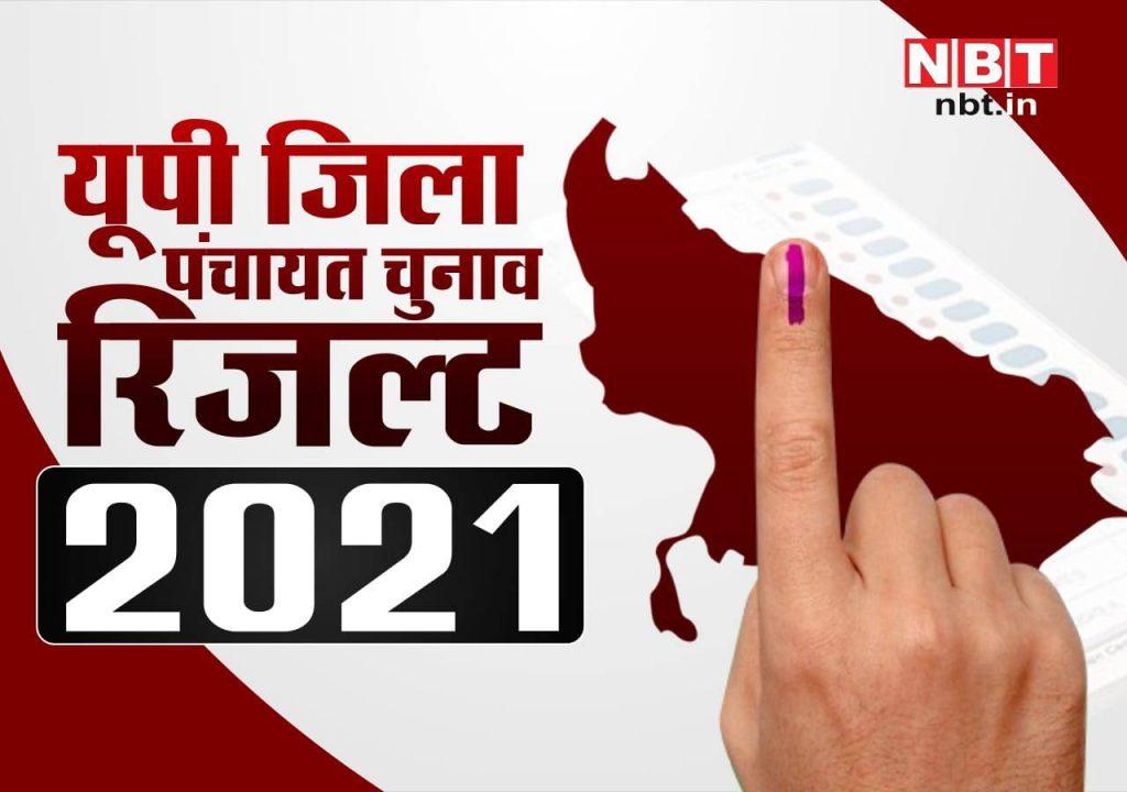 UP Panchayat Election Result LIVE: मुलायम की भतीजी हारीं, बाहुबली धनंजय की पत्नी जीतीं, यूपी जिला पंचायत चुनाव में किसका जलवा...जानें रिजल्ट अपडेट